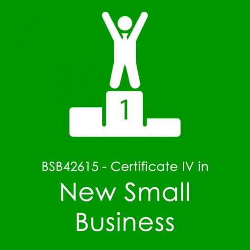 BSB42615 - Certificate IV in New Small Business
